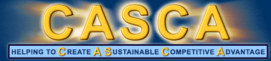 CASCA Consulting - Create A Sustainable Cometitve Advange