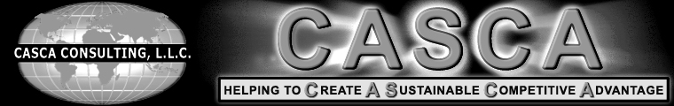 Casca Consulting Printible Page Header